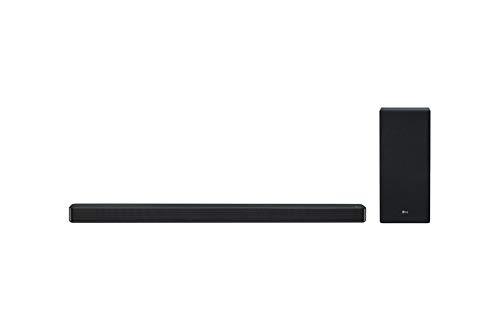 LG SL7Y altoparlante soundbar 3.1 canali 420 W Black