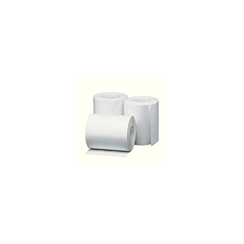 Roltech TTHM5730MM - Rollo de papel t?rmico para dat?fonos, color blanco (57 x 30 x 12?mm), 20 rollos