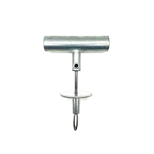 ZHANGWY Yang Store Kit de reparación de neumáticos Universal para Corregir pinchazos y plugas Papel Paquete DE Valor DE 37 Piezas (Color : Silver)