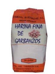 Harina de Garbanzos Sin Gluten 500 g