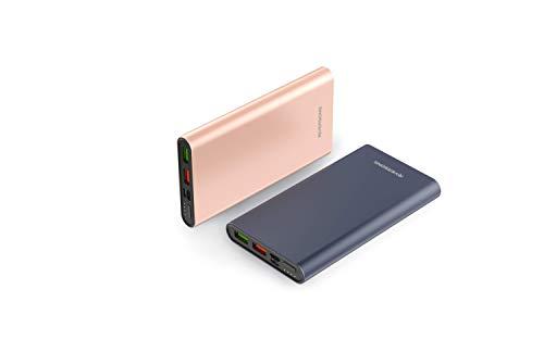 RIVERSONG Vega 10 Pro Powerbank - Batería portátil (Dark Blue)