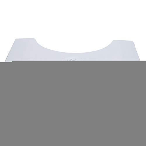 Bicaquu Taburete con escalón de plástico, Taburete para lavarse Las Manos, toliet para niños Fuertes para niños en el baño