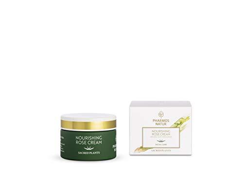 Pharmos Natur - Beauty - Basic Care - Gesichtspflege - Nourishing Rose Cream - 50 ml