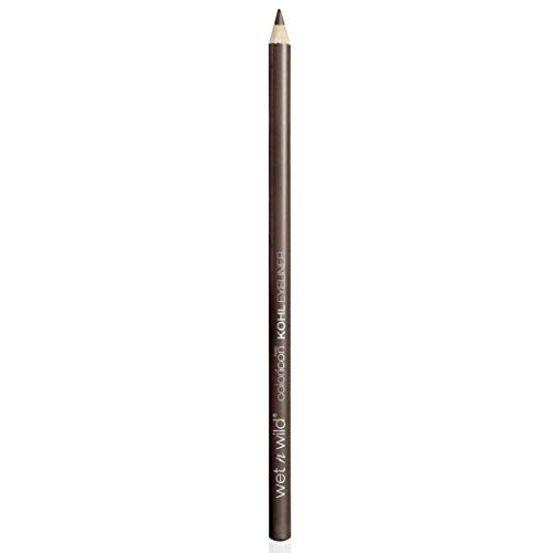 Wet n wild - COLOR ICON KOHL EYELINER PENCIL - couleur intense & longue durée - Teinte Pretty in Mink - Made in US - 100% Cruelty Free