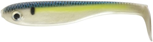 Sense 6th Lure Co Core-5 X Swimbaits-Swimbait di Vinile, Colore: Multicolore