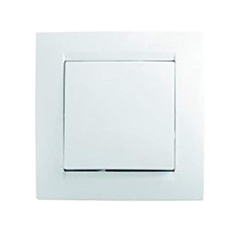 Simon F1590150030 Pulsador Serie 15 Blanco