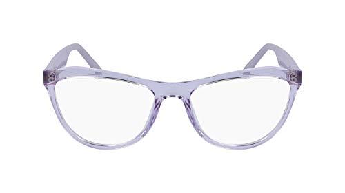 Armação para óculos de grau feminino CALVIN KLEIN JEANS CKJ19521 550