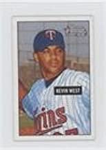 Kevin West (Baseball Card) 2005 Bowman Heritage - [Base] - Mini #225