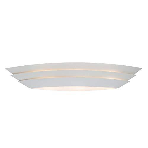 Preisvergleich Produktbild BRILLIANT SHIP LED Deckenleuchte 98 cm Weiß