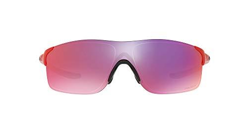 Preisvergleich Produktbild Oakley Herren EV Zero Pitch Sportbrille,  Redline / Prizm Road,  M / L