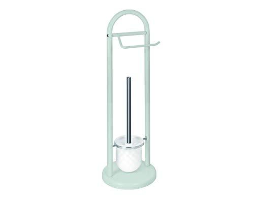 SANWOOD WC-Kombi-Bürstengarnitur in vielen Farben, Farbe: Mint