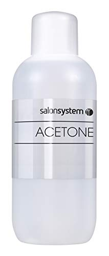 Salon System Profile Acetone Nail Polish Remover 1 Litre