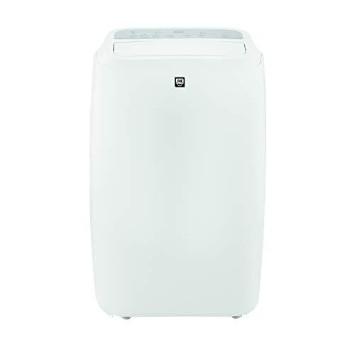 Mobiles Klimagerät SHE18KL2001F 3in1 Klimaanlage: Kühlen, Entfeuchten, Lüften, 18.000 BTU, 3 Geschwindigkeitsstufen, für Räume bis zu 64m², 24 Stunden-Timer, Weiß