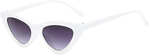 XGBDTJ Sonnenbrillen Brillen Sonnenbrillen Zubehör Accessoires Neuartiger Mode Living Und Süßer Trend Sonnenbrille In Wildkatzenform Leicht Und Kompakt Leicht Zu Tragen (Color : E, Size : Size)