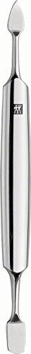 Zwilling Classic Inox Doppelinstrument Nagelhautschieber Nagelreiniger Maniküre Pediküre rostfreier Edelstahl 120 mm 88395-101-0