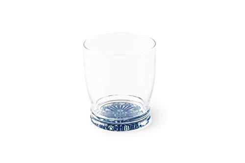 Excelsa Boheme Blue juego de 6Vasos de agua, Cristal