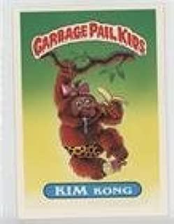 Kim Kong (Trading Card) 1986 Topps Garbage Pail Kids Jumbos - [Base] #34