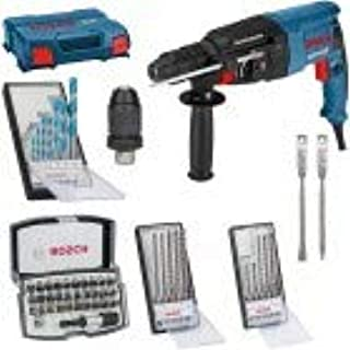 Bosch martillo perforador sds-max-7 20 x 200 x 320 mm
