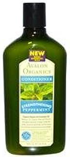 [海外直送品] アバロンオーガニック(Avalon Organics) ペパーミント コンディショナー 325ml