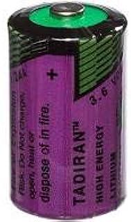 Tadiran Lithium Batterie SL750/s (3,6 V, 1/2 AA, für Alarmsysteme), 4 Stück