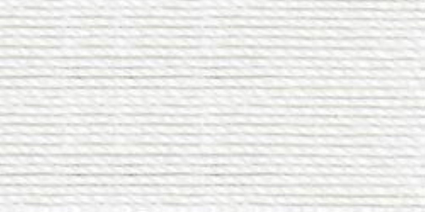 Bulk Buy: Red Heart Fashion Crochet Thread Size 3 (3-Pack) White 142-201