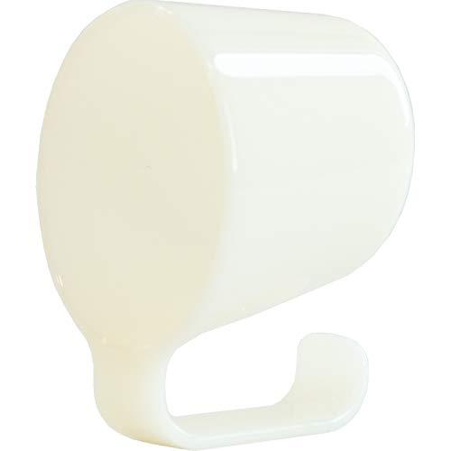 オカ(OKA) PLYS プリスベイス タンブラー 歯磨きコップ ホワイト(水がきれる 自立)