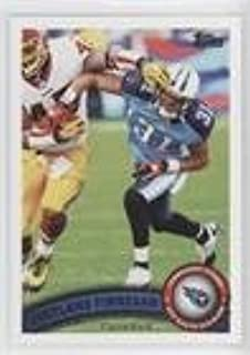 Cortland Finnegan (Football Card) 2011 Topps - [Base] #307