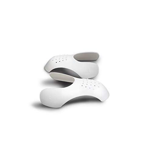 CuteHome Protezione per scudi delle sneaker contro le pieghe delle scarpe, prevenzione della piega delle toebox, uomo dell'UE 40-46 (donna)
