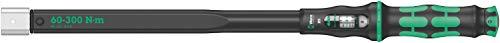 Wera '05075655001 Click-Torque X 5 Drehmomentschlüssel für Einsteckwerkzeuge, 14x18 x 60-300 Nm