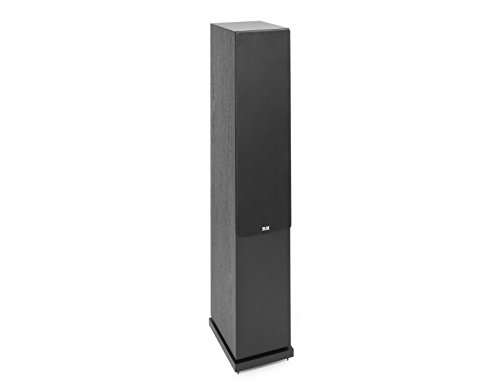 Best Buy! ELAC Debut 2.0 F6.2 Floorstanding Speaker, Black (Each)