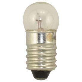 Replacement For PETZL HEADLIGHT - 3V Light Bulb 10 PACK