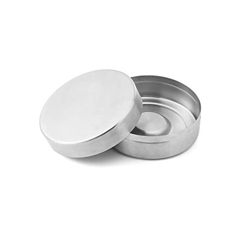 Houdini H4-013904T Glass Rimmer, 5 Inch Diameter, Stainless Steel