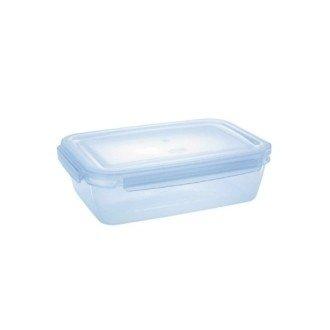 FRIGO BOX FRESH LOCK RETTANGOLARE LT.3,1 AZZURRO/TRASPARENTE