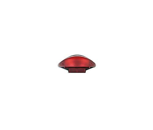 Compatibel met/vervanging voor RIEJU 125 TOREO/YQ 50 Aerox R achterlicht aanpasbaar rood -6666