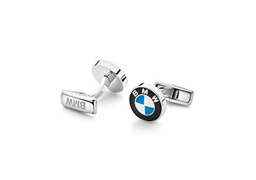 BMW MANSCHETTENKNÖPFE Logo Edelstahl Gravur Made in Germany
