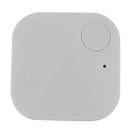 Nut Mini Smart Finder Tag GPS Tracker Sleutel Portemonnee Kinderen Hond Kat Kind Tas Telefoonzoeker Anti-verloren alarmsensor NewWhite