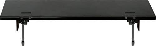 """SCHWAIGER -661804- Sistema de Estante de TV 18"""" Gran Soporte Superior de TV en LED LCD TV de Pantalla Plana para Altavoces Grandes Antena del Receptor Barra de Sonido en el Soporte de Pared de TV"""