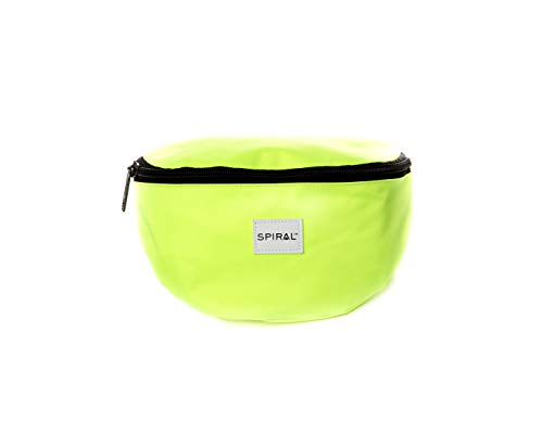 Spiral NEON Yellow Bum Bag Gürteltasche 23 Centimeters 2 Gelb (Yellow)