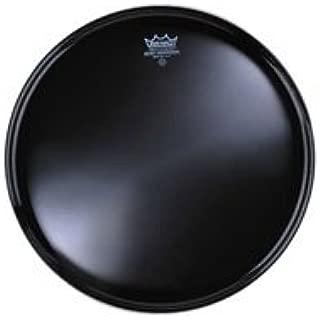 Remo ES1022-00 22-Inch Ebony Ambassador Bass Drum Head