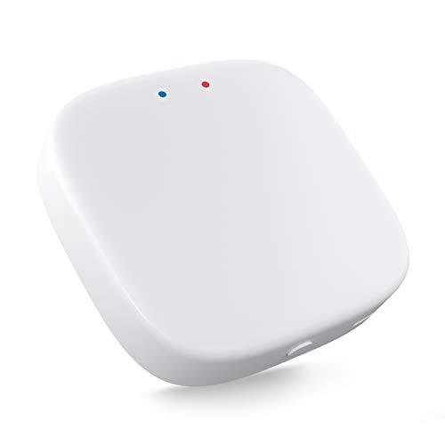 Fansteck Smart Gateway Hub Bluetooth-MESH (SIG), Kontrollzentrum Wireless-Fern-Steuerung, Smart Home-Brücke Kompatibel mit Smart Life & Tuya APP, Geräte für Smart LED Strips, Glühbirnen, Schalter usw.