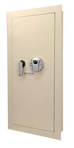 commercial Large Baldr Biometric Wall Safe biometric wall safes