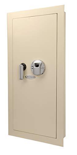BARSKA Large Biometric Wall Safe