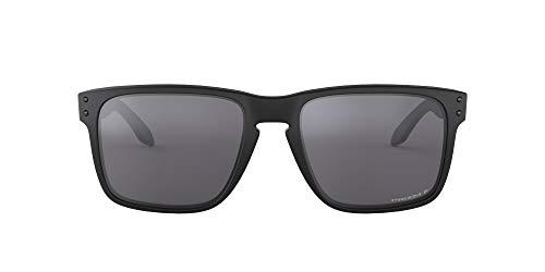 Oakley Herren Holbrook Xl 941705 Sonnenbrille, Mehrfarbig (Matte Black), 59
