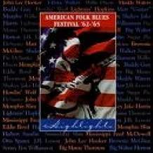 American Folk Blues Festival, Highlights 1962-1965