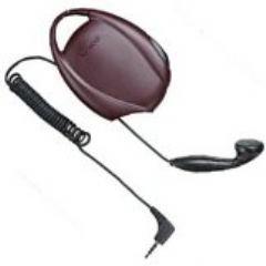 Nokia Headset HDC-10 N-Gage QD; 1100; 2100; 2300; 3310; 3410; 3510;