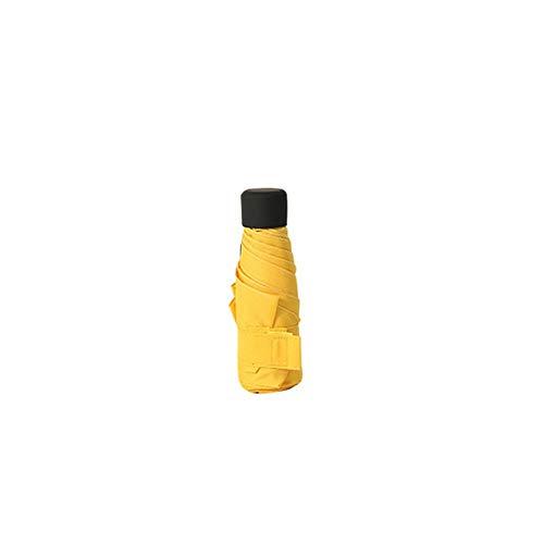 Mini Parapluie de Poche Mhsm - pour Femmes - Anti-UV -...