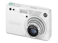 Pentax Optio S Ultra-Slim - Cámara Digital Compacta 3.2 MP (1.6 Pulgadas LCD, 3X Zoom Óptico)