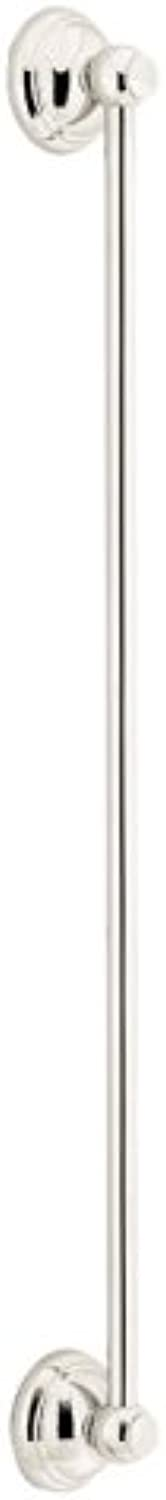 Hansgrohe 06098830 C Towel Bar, 24-Inch, Polished Nickel
