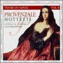 Provenzale: Mottetti / Cappella De Turchini
