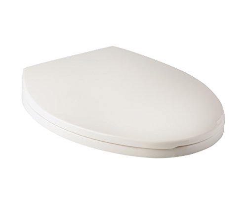 Mansfield Plumbing SB700 Elongated Slow, Soft Close Toilet Seat White